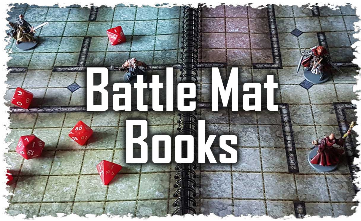 Battle Mat Books