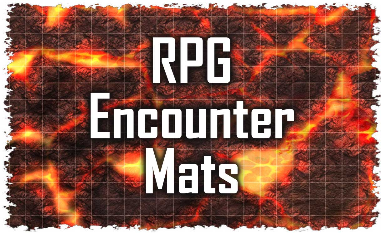 RPG Encounter Mats