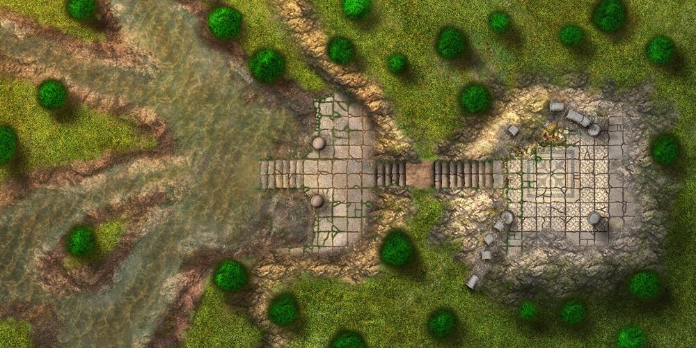 Riverside Ruins